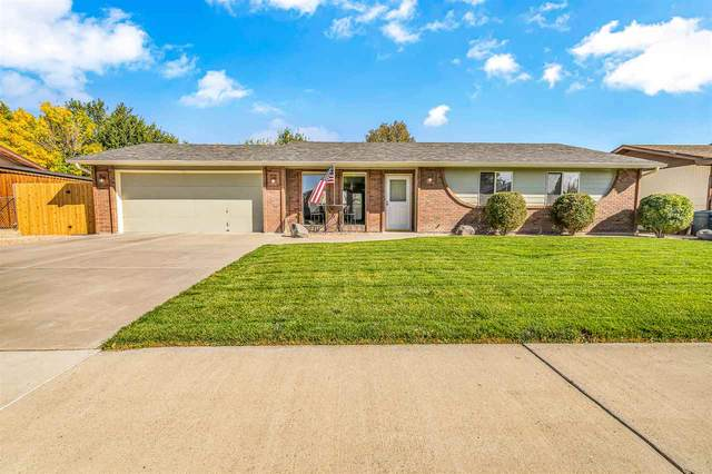 490 1/2 Ol Sun Drive, Grand Junction, CO 81504 (MLS #20205227) :: CENTURY 21 CapRock Real Estate