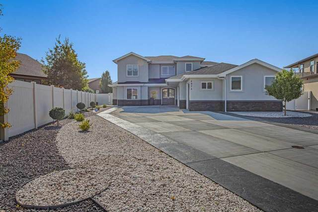 2975 Fairway View Drive, Grand Junction, CO 81503 (MLS #20205231) :: The Christi Reece Group
