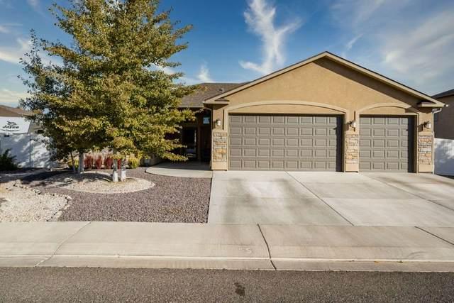 3166 Stoneburro Drive, Grand Junction, CO 81504 (MLS #20205234) :: The Christi Reece Group