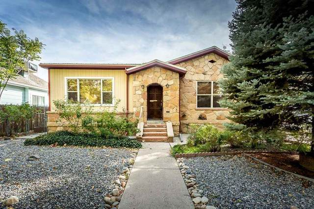 1103 Chipeta Avenue, Grand Junction, CO 81501 (MLS #20205239) :: The Christi Reece Group