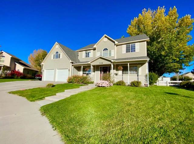 708 Carlotta Court, Fruita, CO 81521 (MLS #20205262) :: The Grand Junction Group with Keller Williams Colorado West LLC