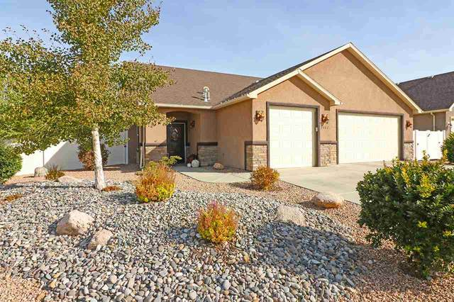 3152 Gemini Peak Lane, Grand Junction, CO 81504 (MLS #20205264) :: The Kimbrough Team | RE/MAX 4000
