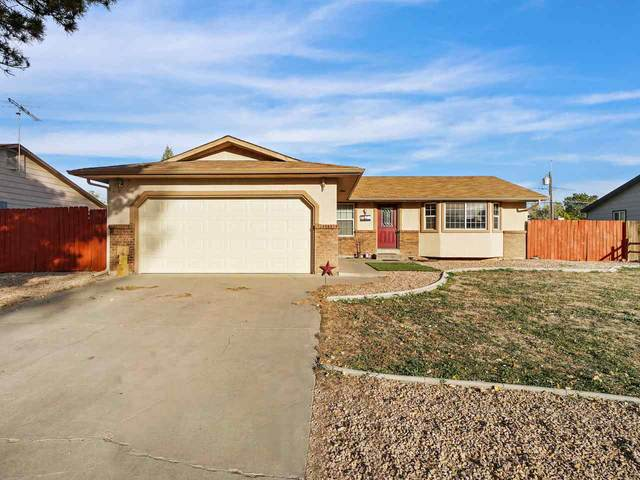 538 Fruitwood Drive, Grand Junction, CO 81504 (MLS #20205267) :: Lifestyle Living Real Estate