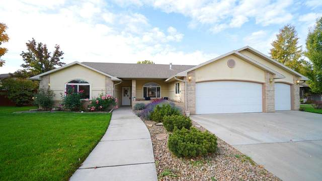 679 Moonridge Circle, Grand Junction, CO 81505 (MLS #20205270) :: The Grand Junction Group with Keller Williams Colorado West LLC