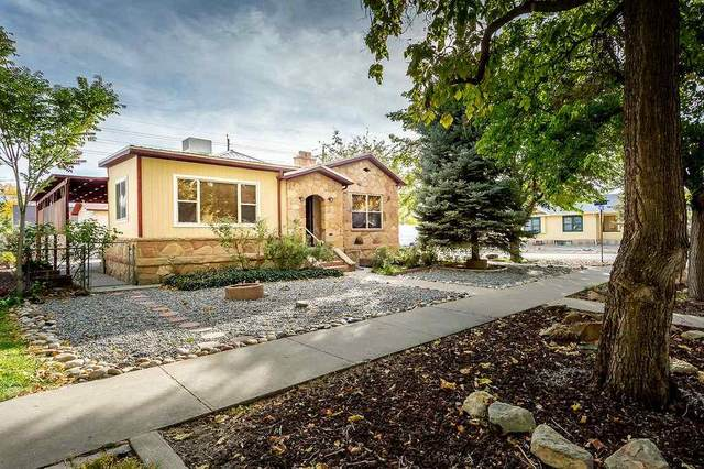 1103 Chipeta Avenue, Grand Junction, CO 81501 (MLS #20205271) :: The Grand Junction Group with Keller Williams Colorado West LLC