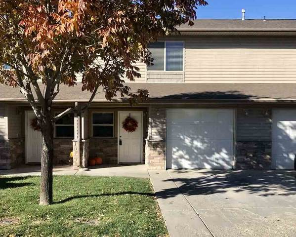 2454 Brookwillow Loop, Grand Junction, CO 81505 (MLS #20205275) :: The Christi Reece Group