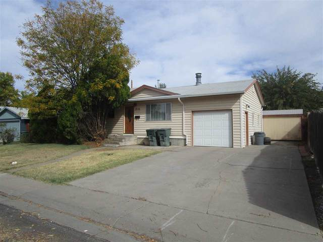 1316 Balsam Street, Grand Junction, CO 81505 (MLS #20205276) :: CENTURY 21 CapRock Real Estate