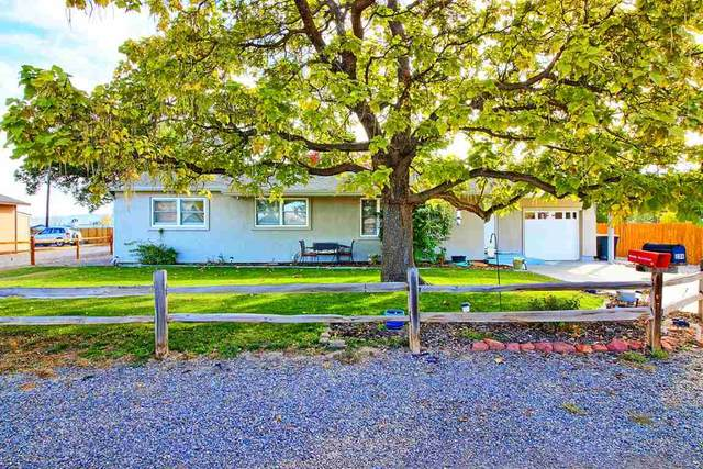 204 Ventura Drive, Grand Junction, CO 81503 (MLS #20205277) :: The Danny Kuta Team