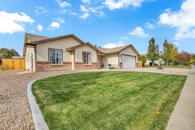 581 Darby Drive, Grand Junction, CO 81504 (MLS #20205284) :: The Christi Reece Group