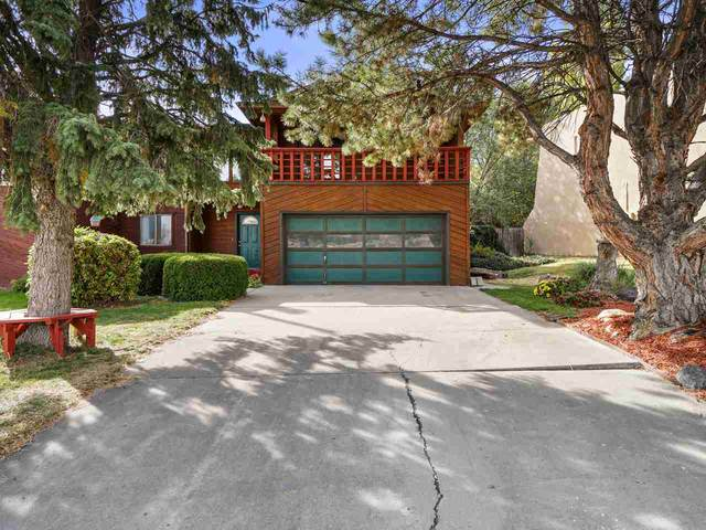 356 1/2 Ridge Circle Drive W, Grand Junction, CO 81507 (MLS #20205287) :: The Christi Reece Group