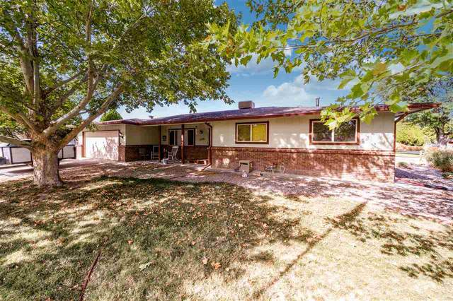 556 Pearwood Court, Grand Junction, CO 81504 (MLS #20205297) :: The Kimbrough Team | RE/MAX 4000
