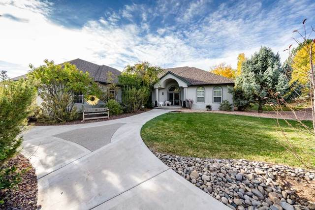 2035 E Liberty Court, Grand Junction, CO 81507 (MLS #20205298) :: The Kimbrough Team | RE/MAX 4000