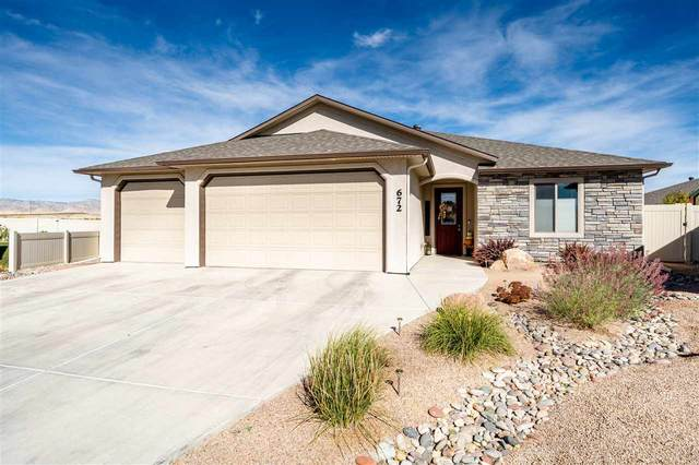 672 Turnberry Court, Grand Junction, CO 81504 (MLS #20205303) :: The Kimbrough Team | RE/MAX 4000
