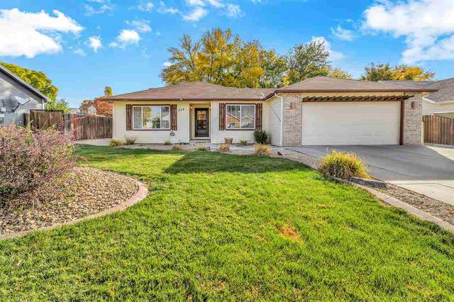 558 E Valley Drive, Grand Junction, CO 81504 (MLS #20205314) :: The Christi Reece Group