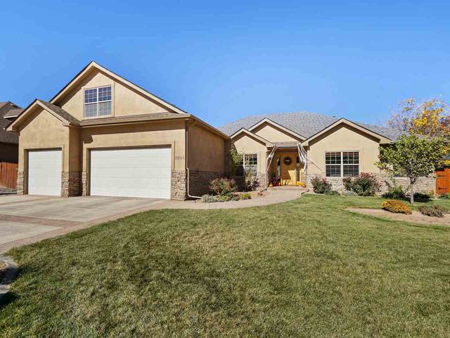 2048 F 3/4 Road, Grand Junction, CO 81507 (MLS #20205330) :: The Kimbrough Team | RE/MAX 4000