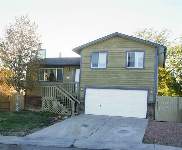 427 1/2 Dover Court, Grand Junction, CO 81504 (MLS #20205335) :: The Kimbrough Team | RE/MAX 4000