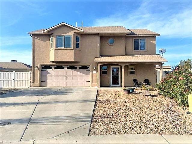 2866 Grizzly Court, Grand Junction, CO 81503 (MLS #20205339) :: The Danny Kuta Team