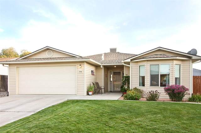 3161 Booshway Court, Grand Junction, CO 81504 (MLS #20205356) :: The Kimbrough Team | RE/MAX 4000