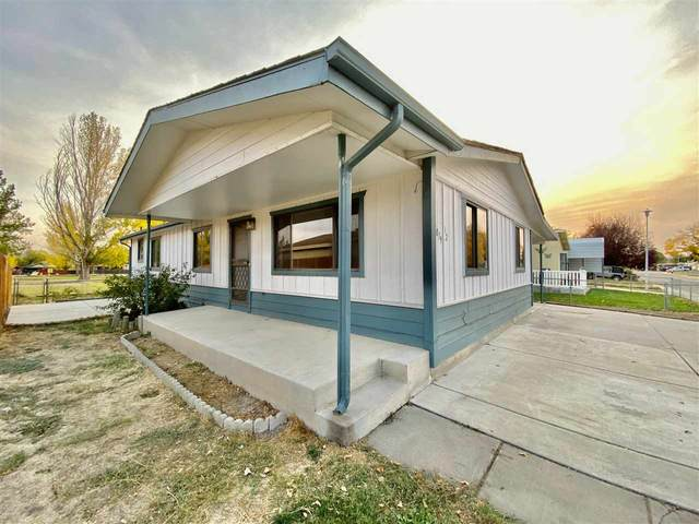 3079 1/2 Sandpiper Avenue, Grand Junction, CO 81504 (MLS #20205357) :: The Kimbrough Team | RE/MAX 4000