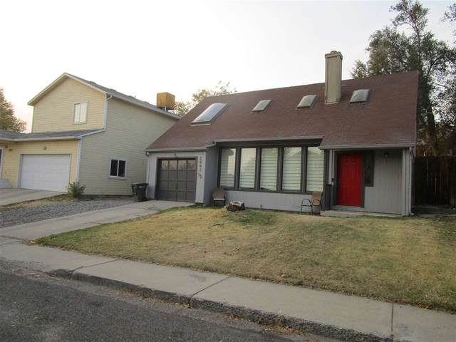 2802 1/2 Bookcliff Avenue, Grand Junction, CO 81501 (MLS #20205358) :: The Kimbrough Team | RE/MAX 4000