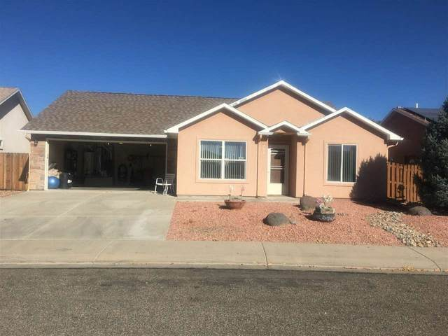 295 Westwater Circle, Fruita, CO 81521 (MLS #20205360) :: The Grand Junction Group with Keller Williams Colorado West LLC