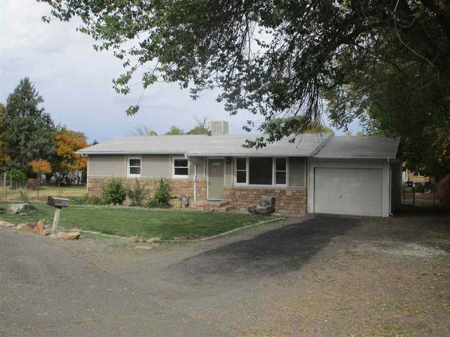 181 1/2 Edlun Road, Grand Junction, CO 81503 (MLS #20205362) :: The Danny Kuta Team
