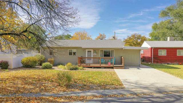 2005 N 21st Street, Grand Junction, CO 81501 (MLS #20205367) :: The Kimbrough Team | RE/MAX 4000