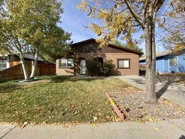 419 1/2 Wedgewood Avenue, Grand Junction, CO 81504 (MLS #20205368) :: The Grand Junction Group with Keller Williams Colorado West LLC