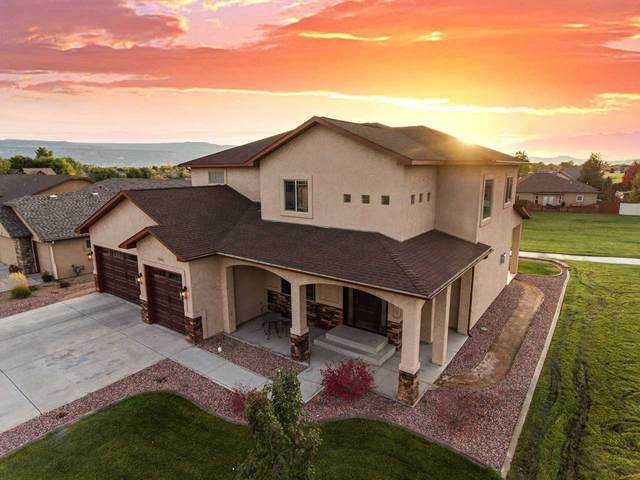 1043 Echo Canyon Street, Fruita, CO 81521 (MLS #20205370) :: The Grand Junction Group with Keller Williams Colorado West LLC