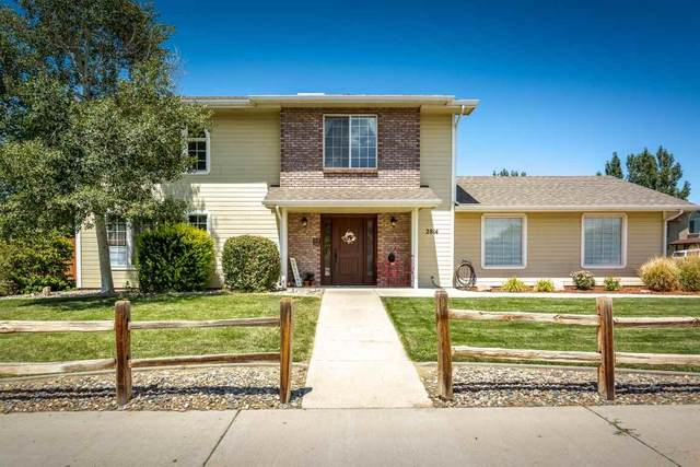 2814 Cottage Lane, Grand Junction, CO 81506 (MLS #20205381) :: The Kimbrough Team | RE/MAX 4000