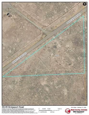 39149 Bridgeport Road, Grand Junction, CO 81527 (MLS #20205387) :: The Kimbrough Team | RE/MAX 4000
