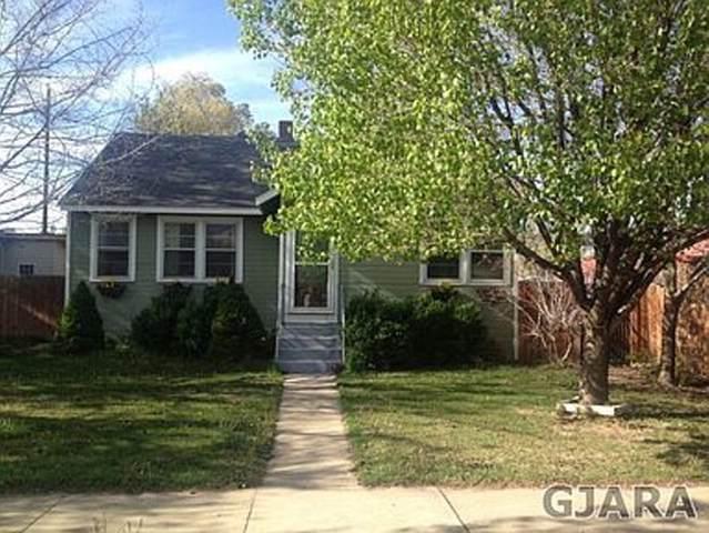 829 E Aspen Street, Fruita, CO 81521 (MLS #20205392) :: CENTURY 21 CapRock Real Estate