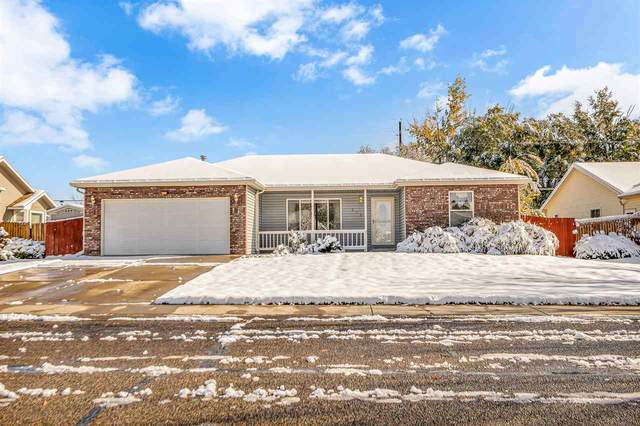682 Pinyon Drive, Fruita, CO 81521 (MLS #20205397) :: The Kimbrough Team | RE/MAX 4000