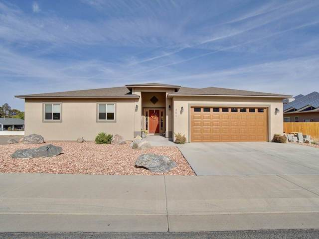 261 Gettysburg Street, Grand Junction, CO 81503 (MLS #20205398) :: The Grand Junction Group with Keller Williams Colorado West LLC