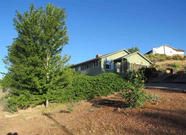 2907 Sunridge Road, Grand Junction, CO 81503 (MLS #20205403) :: The Kimbrough Team | RE/MAX 4000