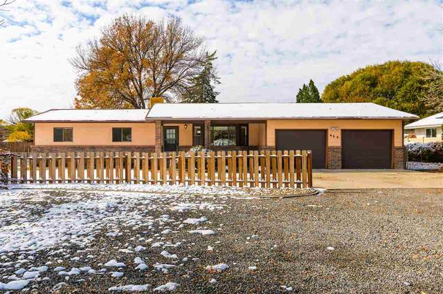 613 31 Road, Grand Junction, CO 81504 (MLS #20205411) :: The Kimbrough Team | RE/MAX 4000