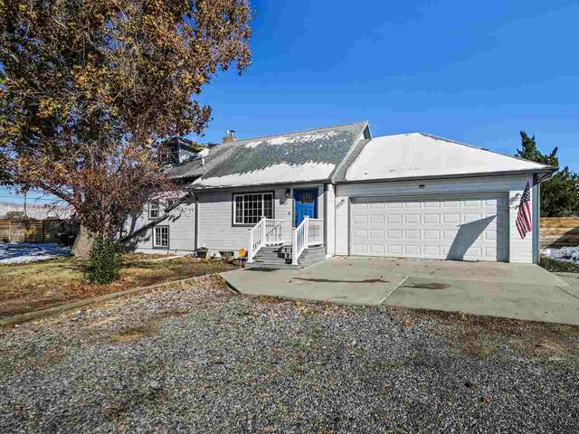 3055 E Road, Grand Junction, CO 81504 (MLS #20205413) :: The Danny Kuta Team