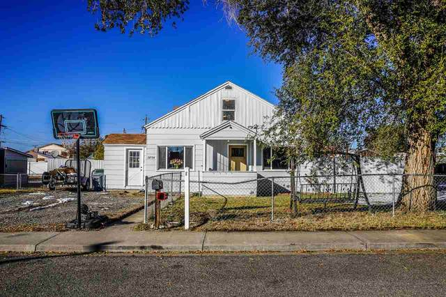 2854 Teller Avenue, Grand Junction, CO 81501 (MLS #20205424) :: The Kimbrough Team | RE/MAX 4000