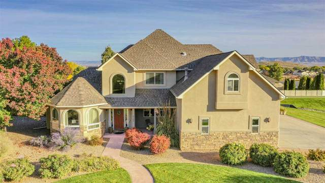 2150 Vista Cascada, Grand Junction, CO 81507 (MLS #20205429) :: The Kimbrough Team | RE/MAX 4000