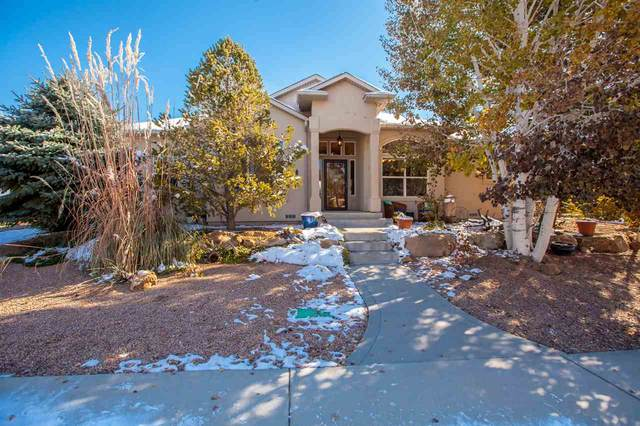 892 Outlook Court, Grand Junction, CO 81506 (MLS #20205431) :: The Kimbrough Team | RE/MAX 4000
