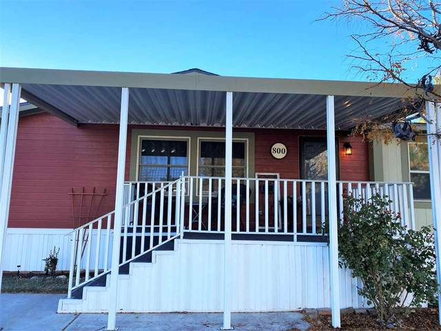 435 32 Road #800, Clifton, CO 81520 (MLS #20205436) :: The Grand Junction Group with Keller Williams Colorado West LLC