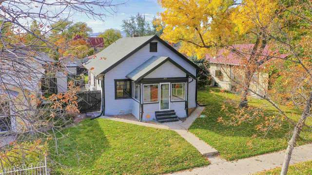 1015 Hill Avenue, Grand Junction, CO 81501 (MLS #20205437) :: The Kimbrough Team | RE/MAX 4000