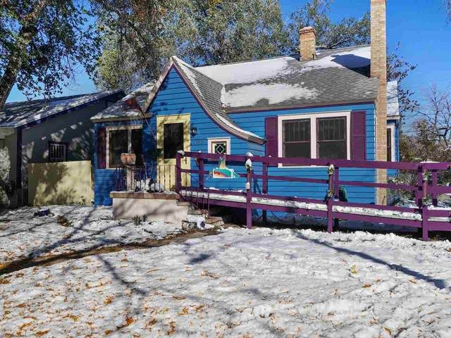 1360 Ouray Avenue, Grand Junction, CO 81501 (MLS #20205440) :: The Kimbrough Team | RE/MAX 4000