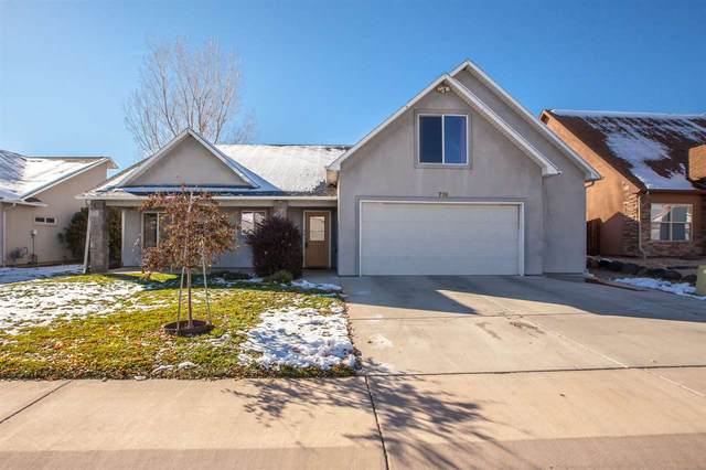 719 Willow Creek Road, Grand Junction, CO 81505 (MLS #20205442) :: The Grand Junction Group with Keller Williams Colorado West LLC