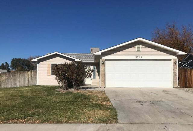 3182 Summit Way, Grand Junction, CO 81504 (MLS #20205443) :: The Grand Junction Group with Keller Williams Colorado West LLC