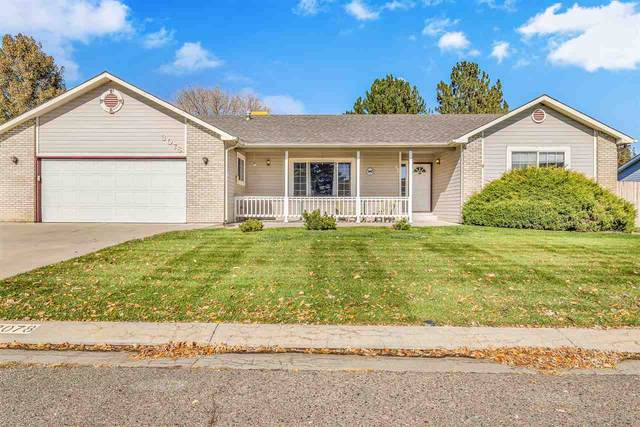 3078 Bookcliff Avenue, Grand Junction, CO 81504 (MLS #20205444) :: The Grand Junction Group with Keller Williams Colorado West LLC