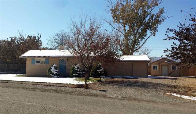 181 Sunlight Drive, Grand Junction, CO 81503 (MLS #20205450) :: The Kimbrough Team | RE/MAX 4000