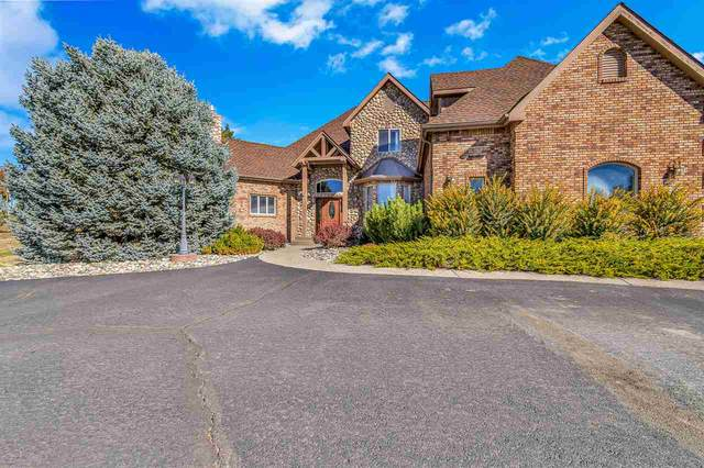 859 Quail Run Drive, Grand Junction, CO 81505 (MLS #20205451) :: The Kimbrough Team | RE/MAX 4000