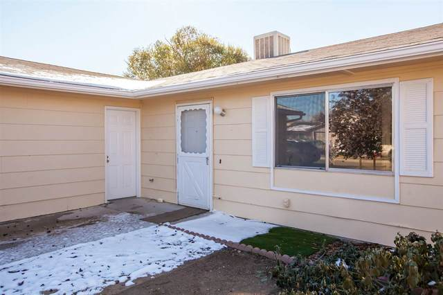 577 1/2 Melrose Court, Grand Junction, CO 81504 (MLS #20205452) :: The Kimbrough Team | RE/MAX 4000