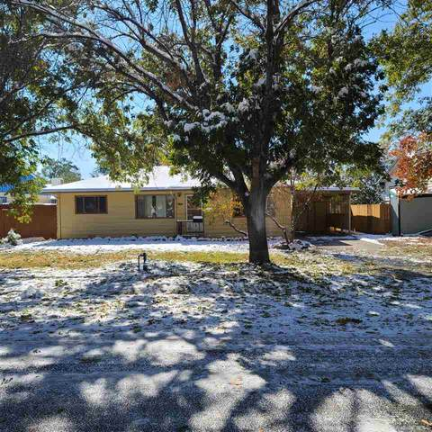 2159 Texas Avenue, Grand Junction, CO 81501 (MLS #20205453) :: The Kimbrough Team | RE/MAX 4000